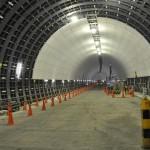 トンネル外構
